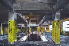 CONCRETE FACTORY - 2014 - cm. 120x80