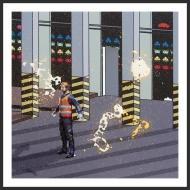 OLD FACTORY ZERO - 2014 - cm. 75x75